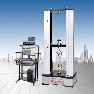 石棉橡胶管拉伸性能试验机