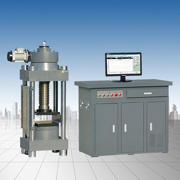 YAW-2000B全自动压力试验机