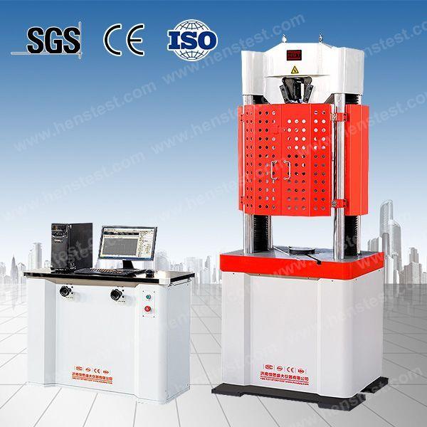 WEW-600/600KN微机屏显液压万能试验机