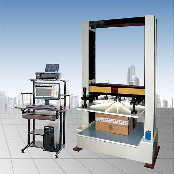 数显纸箱抗压试验机,电脑控制纸箱抗压试验机