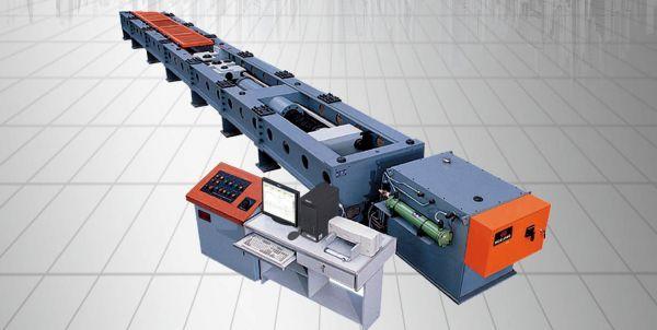 尼龙输送带抗拉强度试验机